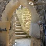 Hrad Helfštýn, brána