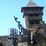Hrad Helfštýn, věž