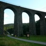 Kryštofovo údolí, Novinský viadukt