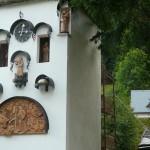 Kryštofovo údolí, orloj