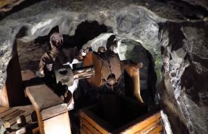 Středověký důl