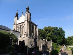 Hřbitovní kostel Všech Svatých