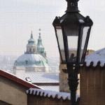 Praha, malostranské střechy