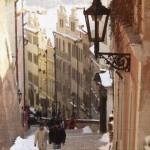Praha, Nové zámecké schody