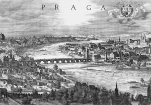 Sadelerův prospekt Prahy foto: Wikimedia