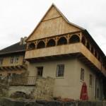 Gotický dům v Úštěku