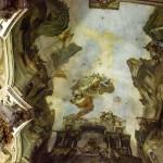 Chrám sv. Mikuláše, fresky