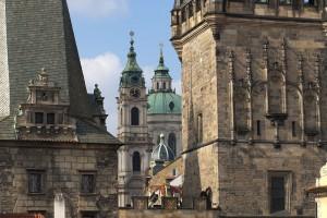 Chrám sv. MIkuláše z Karlova mostu