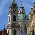 Chrám sv. Mikuláše, věže