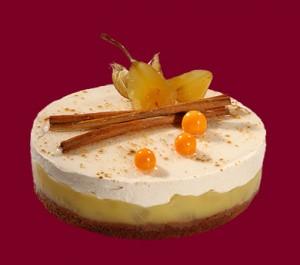 Proslavený hruškový dort