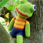 Žabák Fridolín