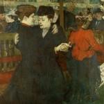 V Moulin Rouge, Henri de Toulouse-Lautrec