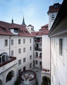 Hotel Iron Gate, Praha