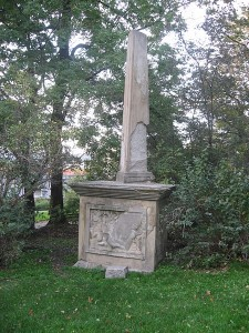 Ptačí obelisk