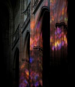 Praha: Katedrála sv. Víta, interiér