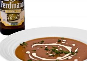 Kodaňská pivní polévka