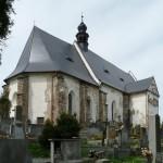 Kostel sv. Máří Magdaleny u Velhartic