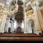 Kostel sv. Mikuláše, interiér