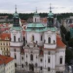 Kostel sv. Mikuláše shora