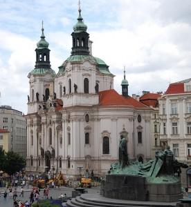 Kostel sv. Mikuláše, Staré Město