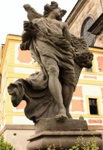 Kuks, Anděl blažené smrti