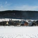 Vesnice Kvilda
