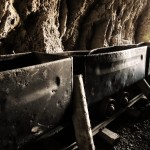 Vozíky na uhlí