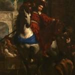 Sv. Martin se dělí se žebrákem o plášť, Karel Škréta