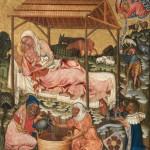 Narození Krista