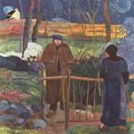 Dobrý den, pane Gauguine, Paul Gauguin