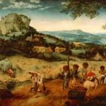 Senoseč, Pieter Bruegel starší