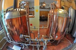 Pivovar Bašta, varna