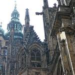 Praha, Hrad, chrám sv. Víta