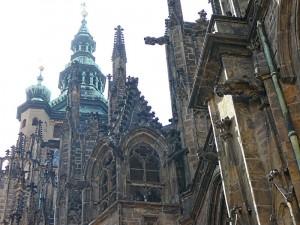Pražský hrad, katedrála sv. Víta