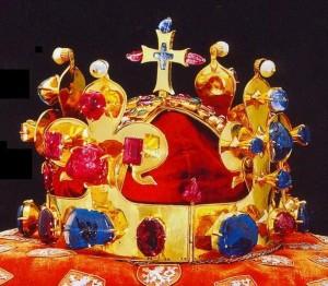 Česká královská koruna