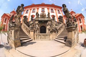 Praha, Trojský zámek