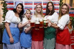 Praha - Pivní festival