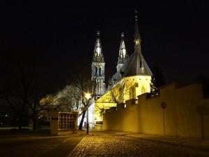 Vyšehrad, kostel Petra a Pavla