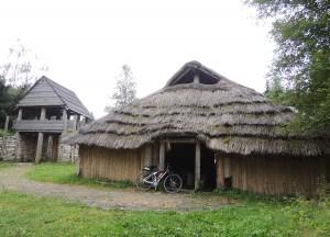 Prášily, archeopark