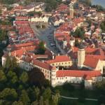 Telč, město a zámek