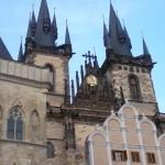 Týnský chrám a Ungelt