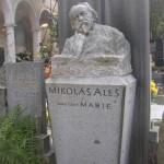 Hrob Mikoláše Alše