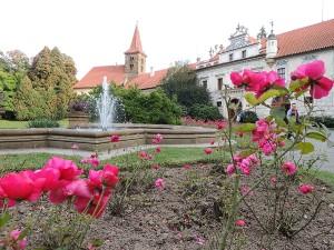 Praha, zámek Průhonice