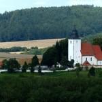 Zdouň, kostel sv. Vavřince