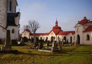 Hřbitov na Zelené hoře