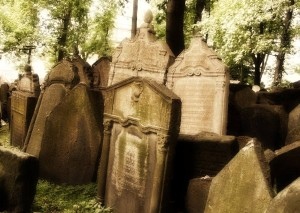 Pražsklý židovský hřbitov