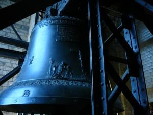 Zvon Zikmund zblízka